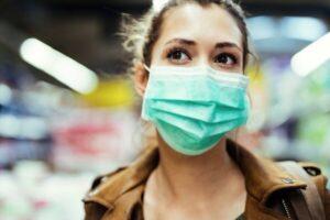 irritazioni da mascherina