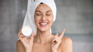 Skincare anti brufoli